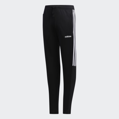 Youth Training Black Sereno Training Pants