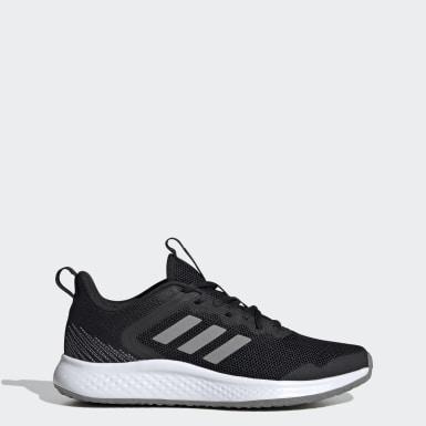 ผู้หญิง วิ่ง สีดำ รองเท้า Fluidstreet