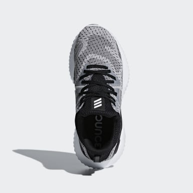 Tenis Alphabounce Beyond Blanco Mujer Running