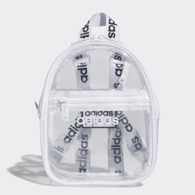Training White Clear 2 Mini Backpack