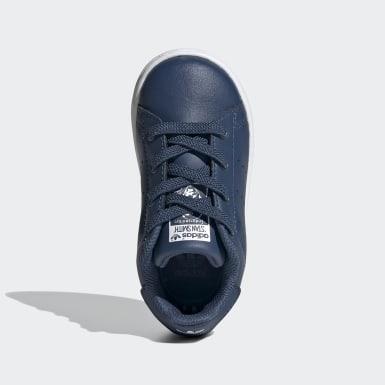 Kinderen Originals Blauw Stan Smith Schoenen