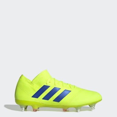 Calzado de fútbol Nemeziz 18.1 Terreno Suave
