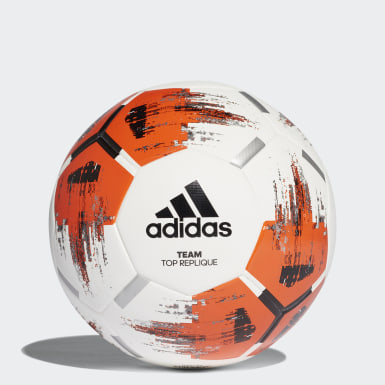 белый Футбольный мяч TEAM TopRepliqu