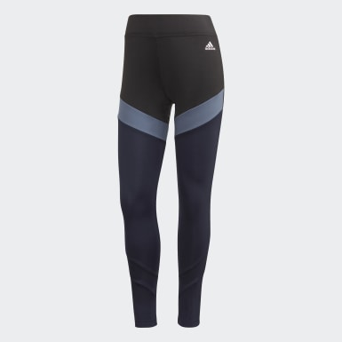 OSR W TIGHT Bleu Femmes Training