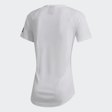 Camiseta LEONAS PRES T Blanco Mujer Hockey