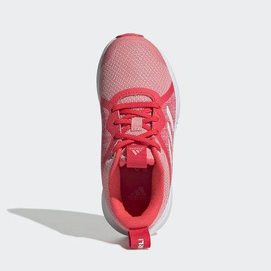 Kids Running Pink FortaRun X Shoes