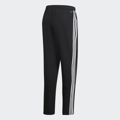 Men Football Black Tiro 19 Woven Pants