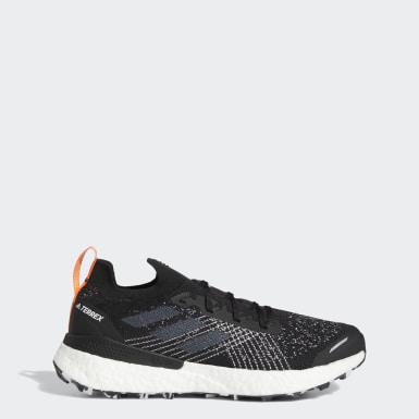 Erkek TERREX Siyah Terrex Two Ultra Parley Arazi Koşu Ayakkabısı