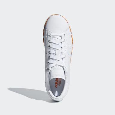 Women Originals White Stan Smith New Bold Shoes