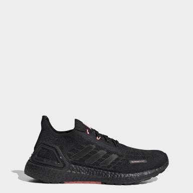 ผู้หญิง วิ่ง สีดำ รองเท้า Ultraboost Summer.RDY