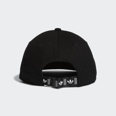 Men's Originals Black Unstructured Outline Hat