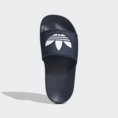 Youth Originals Blue Adilette Lite Slides