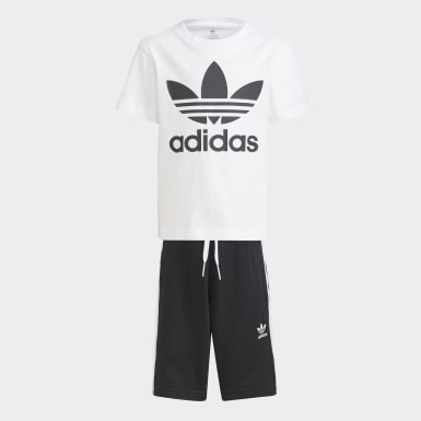 Kids Originals Adicolor Shorts and Tee Set