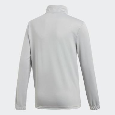 Camiseta entrenamiento Core 18 Verde Niño Fútbol