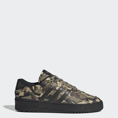Sapatos Rivalry Low Bege Homem Originals