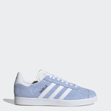 Blauw - Gazelle | adidas Nederland