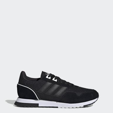 Sapatos 8K 2020 Preto Homem Walking