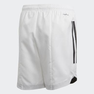 Short Condivo 20 Blanc Garçons Training