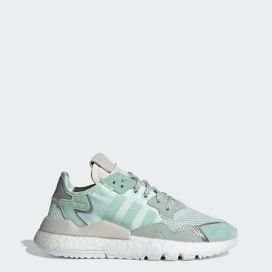 Kadın Originals Yeşil Nite Jogger Ayakkabı