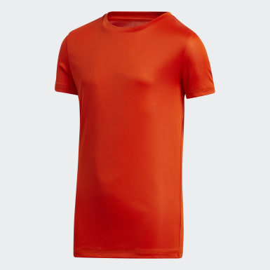 Youth Training Orange Tee
