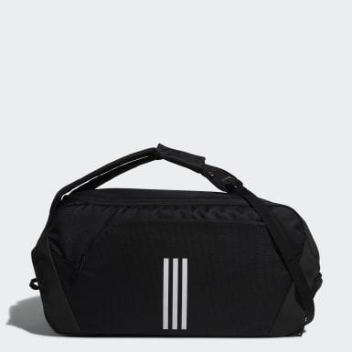 Training Black Endurance Packing System Duffel Bag