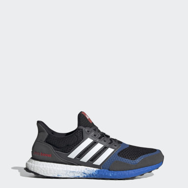 Running Black Ultraboost DNA Shoes