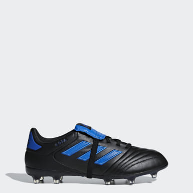 Men Football Black Copa Gloro 17.2 Firm Ground Boots