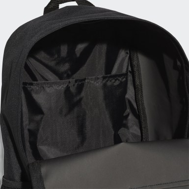 Men Football Black Tiro Backpack