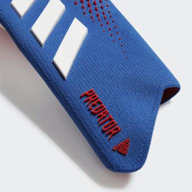 Fotbal modrá Rukavice Predator 20 Pro