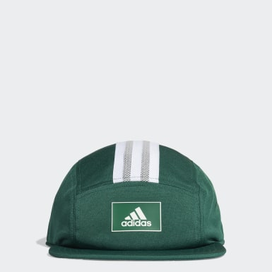 Tennis Five-Panel adidas Athletics Club Kappe Grün