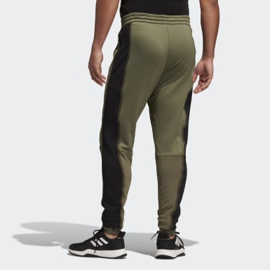 Men Running Green COLD.RDY Prime Pants