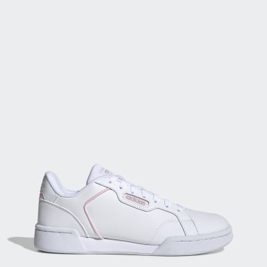 Zapatillas Roguera Blanco Mujer Essentials