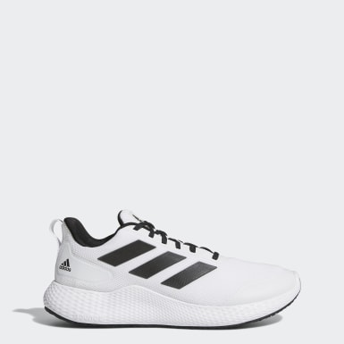 Tenis Edge Gameday Blanco Hombre Running