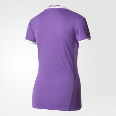 REAL A JSY W Violeta Mujer Fútbol