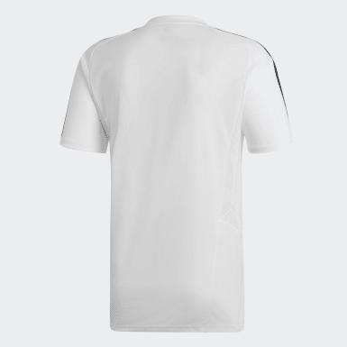 Camiseta entrenamiento Tiro 19 Blanco Hombre Training