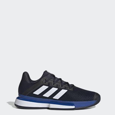 Tennis Blå SoleMatch Bounce Clay Court sko