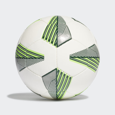 Tiro Match Ball Hvit