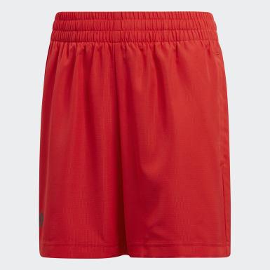Shorts Club Rojo Niño Tennis