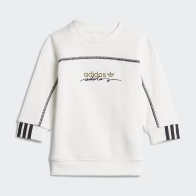 Bebek Originals Beyaz R.Y.V. Crew Takım