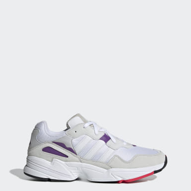 Men Originals White Yung-96 Shoes