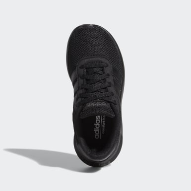 Kids Running Black Lite Racer Shoes