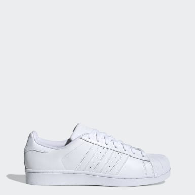 Originals White Superstar Foundation Shoes