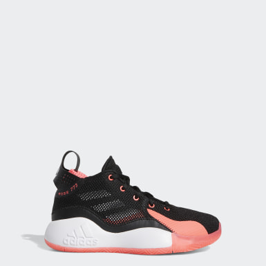 Chaussure D Rose 773 2020 Noir Enfants Basketball