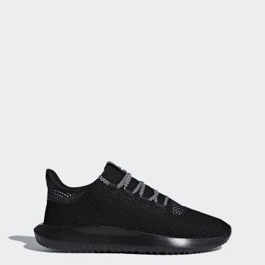 Men's Originals Black Tubular Shadow Shoes