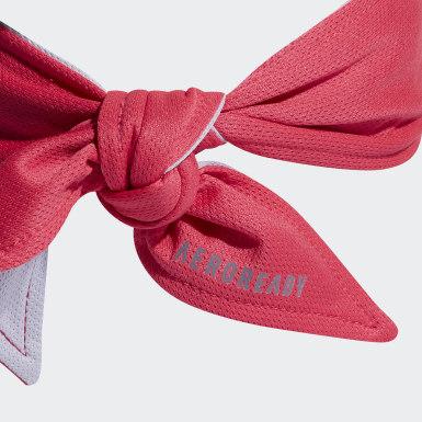 Tennis Roze Tennis AEROREADY 2-Colored Haarband