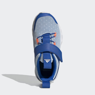 Kids Running Blue RapidaFlex Shoes