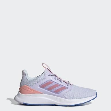 Tenis para correr Energyfalcon X Violeta Mujer Caminar
