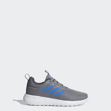 Kids Running Grey Lite Racer CLN Shoes