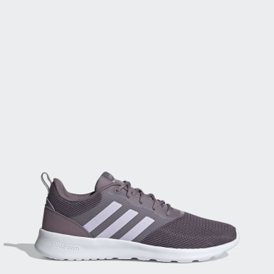 Women Sport Inspired Purple QT Racer 2.0 Shoes