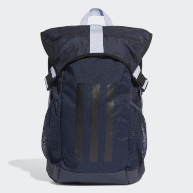 Training Blue 4ATHLTS Graphic Backpack